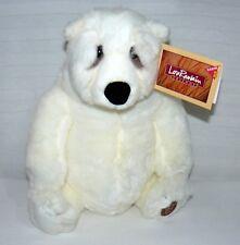 "Lou Rankin 14"" Fairbanks Jr. Junior Polar Bear #24188 by Dakin Soft White Cub"