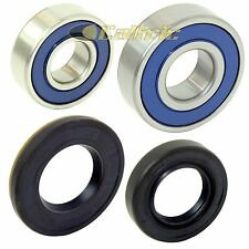 Front Wheel Ball Bearing and Seals Kit Fits POLARIS OUTLAW 525 S IRS 2007-2011