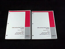 2 CASE IH 1250 Front Fold Planters Repair Manuals Electronic System Fault Codes