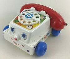 Toy Story 3 Talking Chatter Telephone Disney Pixar Fisher Price 2009 Toy Phone
