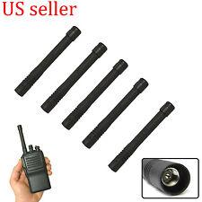 5x UHF Stubby Antenna for Vertex Standard VX210 VX228 VX261 VX264 Portable Radio