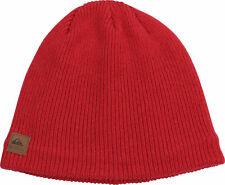 Quiksilver Mens Snowly Beanie - Flame Red