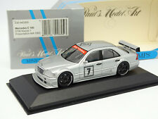 Minichamps 1/43 - Mercedes C180 DTM Klasse 1 Presentation 1993