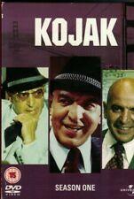 Kojak: Season 1 DVD (2005) Telly Savalas