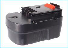 Batterie haute qualité pour BLACK & DECKER BDGL1440 499936-34 499936-35 A14 UK