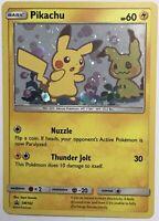 Pokemon TCG Cards Pikachu SM162 Black Star Promo Holo NEAR MINT PSA 9-10 🔥