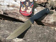Scrap Yard Knife Co Bronze 511 Garth Ed. SR101 Discontinued Busse Combat Kin