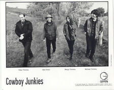 COWBOY JUNKIES – Miles From Our Home 1998 PRESS KIT + PHOTO