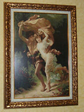 COUNTED CROSS STITCH KIT WONDERFUL MOMENTS STORM by west-european painting new