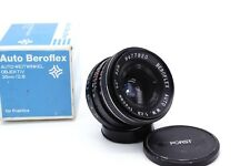 Beroflex M42 35mm 1:2.8 Weitwinkel Objektiv lens Digital adapt. BOXED