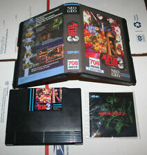 NEO GEO AES CONSOLE METAL SLUG 3 SNK ENGLISH  US SELLER 100% COMPLETE & WORKING