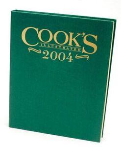 Cooks Illustrated 2004 Annual