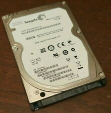 "** Seagate 500GB 2.5"" SATA Hard Disk Drive ST9500325AS Momentus 5400.6"