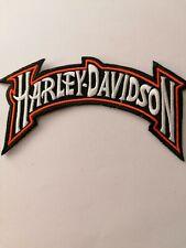 harley davidson patch aufnäher