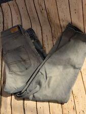 Denizen Levis Womens Sz 12 Jeans High Rise Ankle
