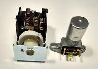 ✔Mopar: New Headlight Switch Kit for 1966-67 B-Body Plymouth Dodge Satellite R/T