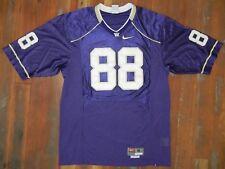 WASHINGTON HUSKIES UW College #88 FOOTBALL JERSEY Stitched Shirt Sz Men's MEDIUM