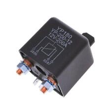 DC 12V/24V 200A High Power Car Relay Truck Motor Continuous Type Automotive Swit