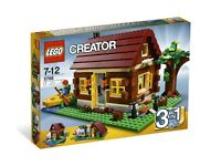 LEGO® CREATOR 5766 Blockhaus - NEU / OVP