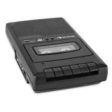 Auna RQ-132USB Lecteur Cassette Portable avec Micro-USB - Noir (10030828)