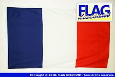 DRAPEAU FRANCE 150x90cm - DRAPEAU FRANÇAIS 90 x 150 cm Polyester léger - Neuf