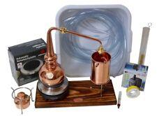 """""""CopperGarden®"""" Whisky-Destille ❀ 0,5 Liter ❀ Supreme electric ❀ Sorgenfrei Set"""
