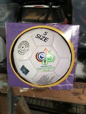 RARE~WORLD CUP~2006 FIFA GERMANY WORLD CUP SOCCER BALL SIZE 5 GREAT COLLECTABLE
