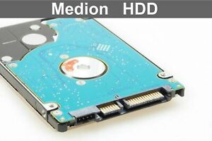 Medion Akoya E6228 - 250 GB SATA HDD/Festplatte