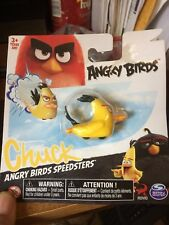 2016 *Angry Birds Speedsters Figure - CHUCK NEW