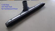 """ProTeam Felt Tool Vacuum 14"""" Floor Tool Head for Backpack Vacuum 5325 Pro Team"""