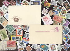 USA postage stamps 40c to $5 and back-of-book 200 different [sta3097]