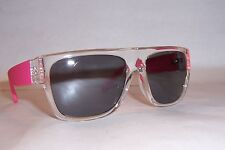 NEW JUICY COUTURE SUNGLASSES 202/S JAH-SC PINK/SILVER MIRROR AUTHENTIC