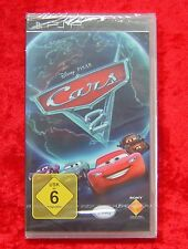 Cars 2, Disney Pixar, Sony PlayStation Portable, PSP Spiel Neu, deutsche Version