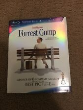 Forrest Gump (Blu-ray Disc, 2009, 2-Disc Set, Canadian) Slipcover