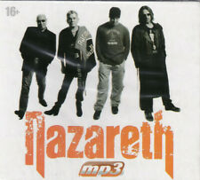 "NAZARETH - ""MP3 CD COLLECTION"" - CLASSIC HARD ROCK"
