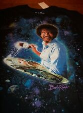 BOB ROSS Artist SPACE Pop Art  T-Shirt 2XL XXL NEW w/ TAG