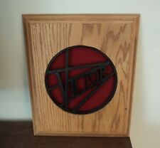 RCA VICTOR WALL PLAQUE