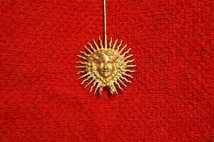 ## balancier de pendule,empire,biedermeier,bronze !