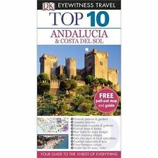 Andalucia & Costa del Sol (DK Eyewitness Top 10 Travel Guide)