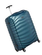 Samsonite Lite-Shock Spinner L Suitcase, 75 cm, 98.5 L, Blue (Petrol Blue)