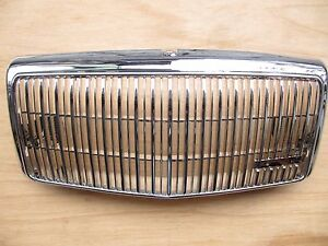 Lincoln Town Car 1995-97 Fully Chrome GRILLE ASSY F5VY-8200A FO1200333