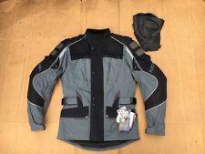 "RICHA Men's Orion Waterproof Textile Motorcycle jacket UK 34"" to 36""chest    LB2"