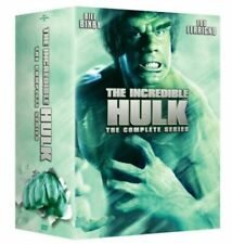 The Incredible Hulk: The Complete Series (Dvd, 20-Disc Box Set) *Free Shipping*