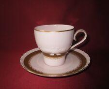 Hutschenreuther Porzellan - Porcelaine Rosé Désirée Kaffeetasse mit Untertasse