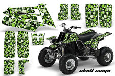 AMR Racing Yamaha Banshee 350 Decal Graphic Kit ATV Quad Wrap  87-05 SKULL CAMO