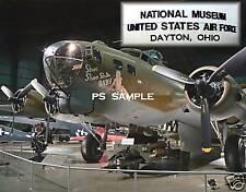 Ohio, Dayton - AIR FORCE MUSEUM - SHOO SHOO BABY - Flexible Fridge Magnet