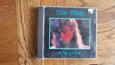 Tim Blake ‎– Magick Very rarce CD  Voiceprint  ‎–  VP105CD 1991