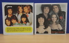 2x Sticker - Decal Joepie / Guys and Dolls with org.back 80's (1474)