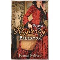 Secrets in the Regency Ballroom-ExLibrary