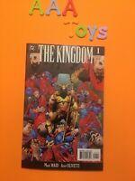 Comic The Kingdom #1 DC Comics NM Waid Olivetti